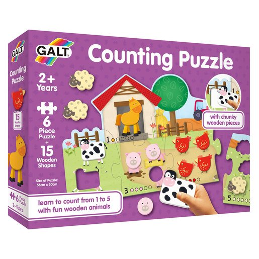 Picture of Galt Counting Puzzle