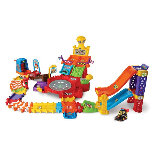 Picture of Vtech Toot-Toot Drivers Super Racing Set