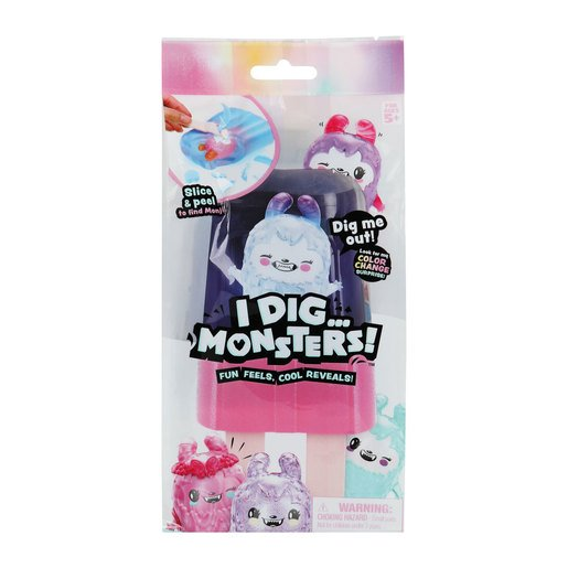 Picture of I Dig Monsters (Styles Vary)