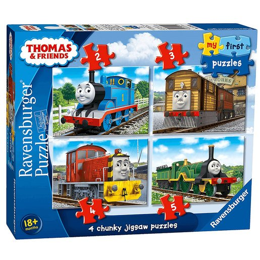 Picture of Ravensburger My First Jigsaw Puzzle - Thomas & Friends