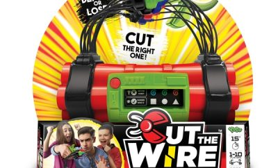 Cut the Wire game in box