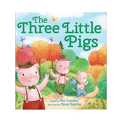 Picture of The Three Little Pigs Children's Book