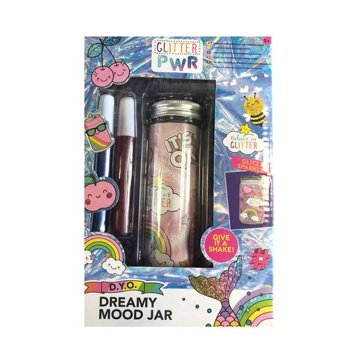 Picture of Glitter Pwr Design Your Own Dreamy Mood Jar