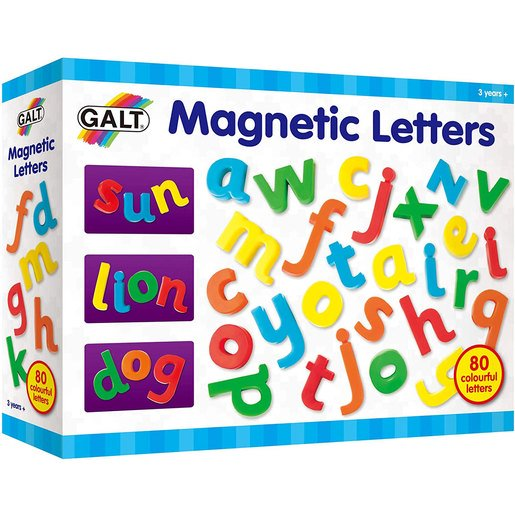 Picture of Galt Magnetic Letters