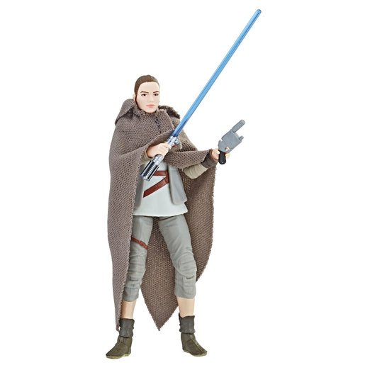 Picture of Star Wars The Last Jedi Figure - Rey (Island Journey)