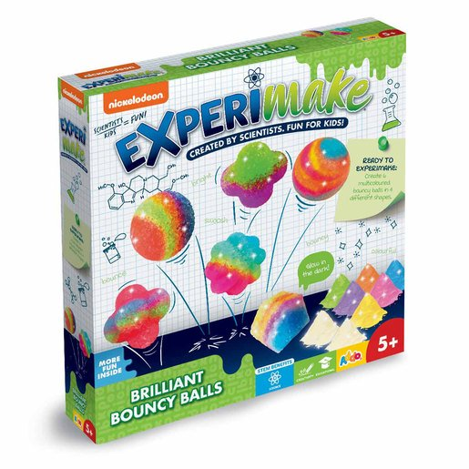 Picture of Nickelodeon Experimake Bouncing Balls