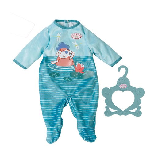 Picture of Baby Annabell Romper For 43cm Doll - Blue