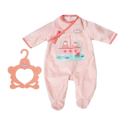 Picture of Baby Annabell Romper For 43cm Doll - Pink