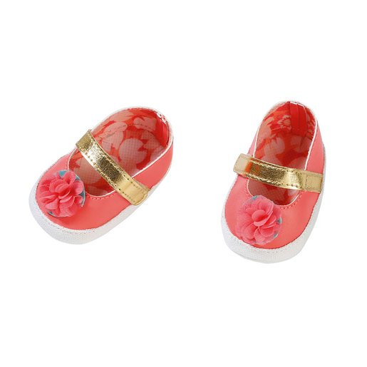 Picture of Baby Annabell Shoes For 43cm Doll - Pink