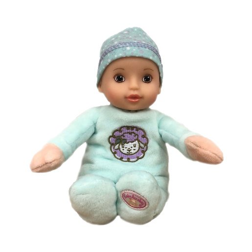 Picture of Baby Annabell Sweetie 22cm Soft Doll - Blue