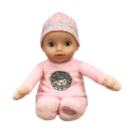 Picture of Baby Annabell Sweetie 22cm Soft Doll - Pink