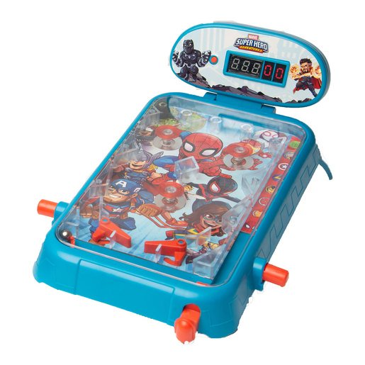 Picture of Marvel Super Hero Adventures Electronic Super Pinball