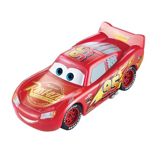 Picture of Disney Pixar Cars Colouring Changing Car - Lightning McQueen