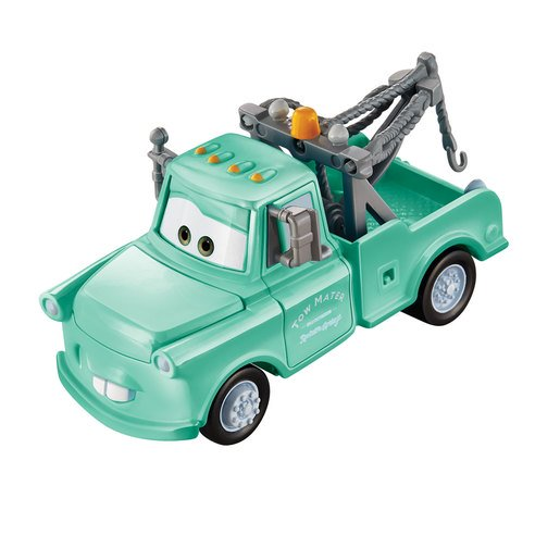 Picture of Disney Pixar Cars Colouring Changing Car - Mater