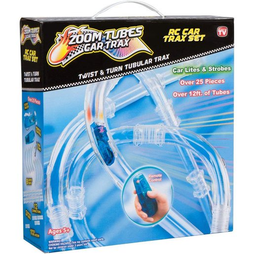 Picture of Zoom Tubes Twist and Turn Tubular Track Set