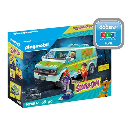 Picture of Playmobil 70286 SCOOBY-DOO! Mystery Machine