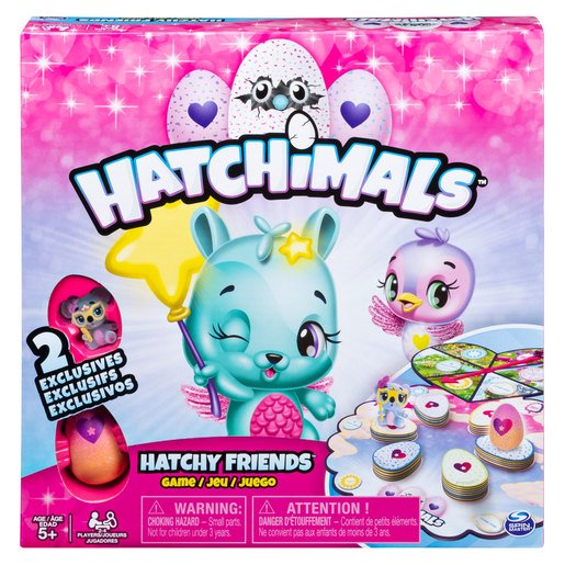 Picture of Hatchimals Hatchy Friends Game