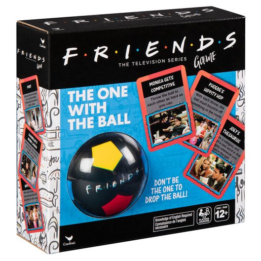 Picture of Friends The One With The Ball Game