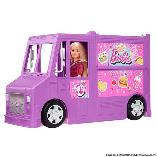 Picture of Barbie You Can Be Anything Food Truck