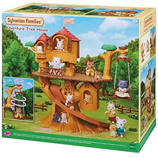 Picture of Sylvanian Families Adventure Tree House