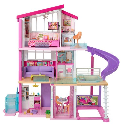 Picture of Barbie DreamHouse Playset