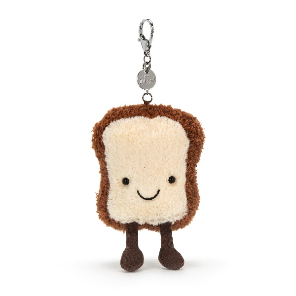 Picture of Jellycat Amuseable Toast Bag Charm