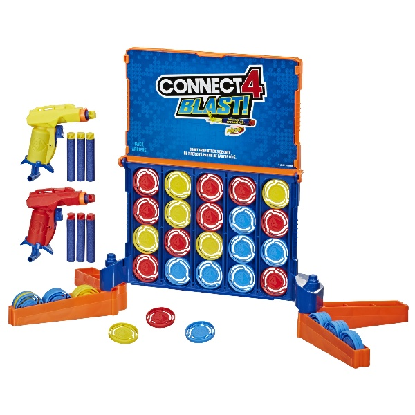 Picture of Connect 4 Blast! Game