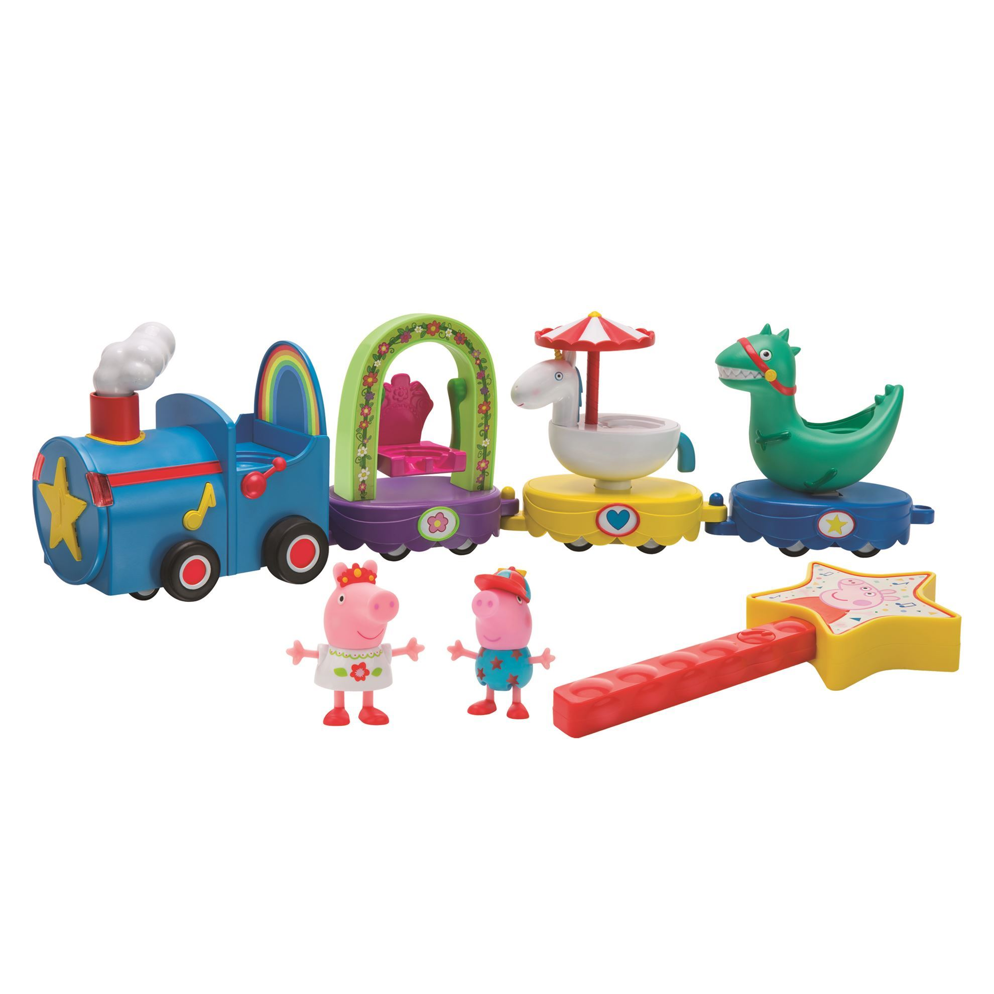 Picture of Peppa's Magical Parade Train