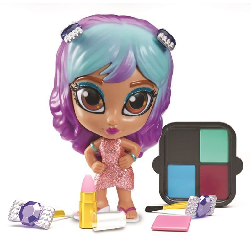 Picture of Shimmer 'n' Sparkle InstaGlam Doll - Hayley