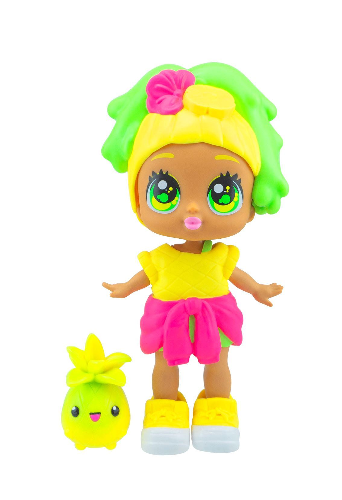 Picture of Bubble Trouble Doll - Pineapple Punch