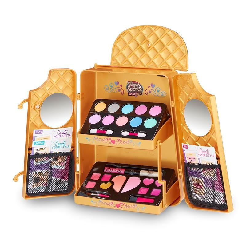 Picture of Shimmer 'n Sparkle Insta Glam All In One Beauty Make-Up Backpack