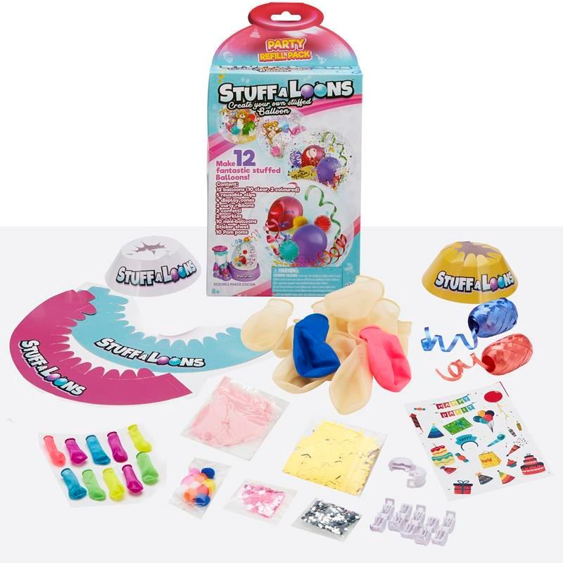 Picture of Stuff-A-Loons Party Refill Pack