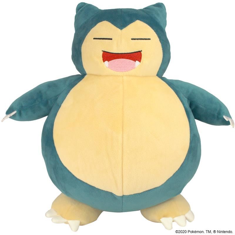 Picture of Pokémon Snooze Action Snorlax