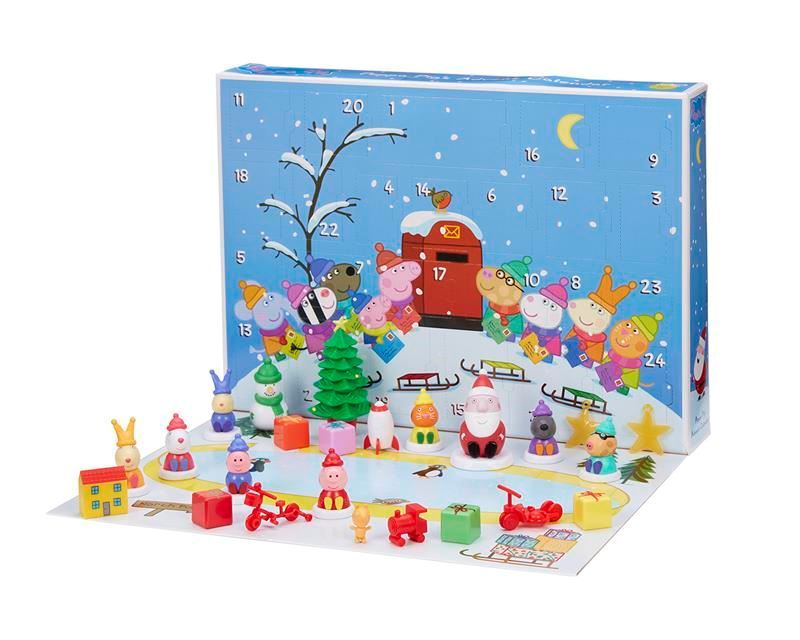 Picture of Peppa Pig's Advent Calendar
