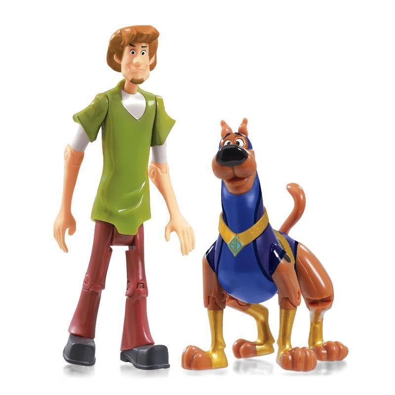 Picture of SCOOB Action Figure Twin Pack - Super Scooby Doo & Shaggy