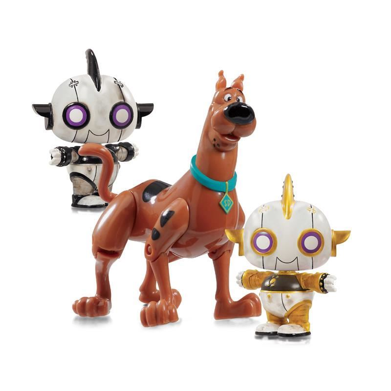 Picture of SCOOB Action Figure Twin Pack - Scooby Doo & Rottens
