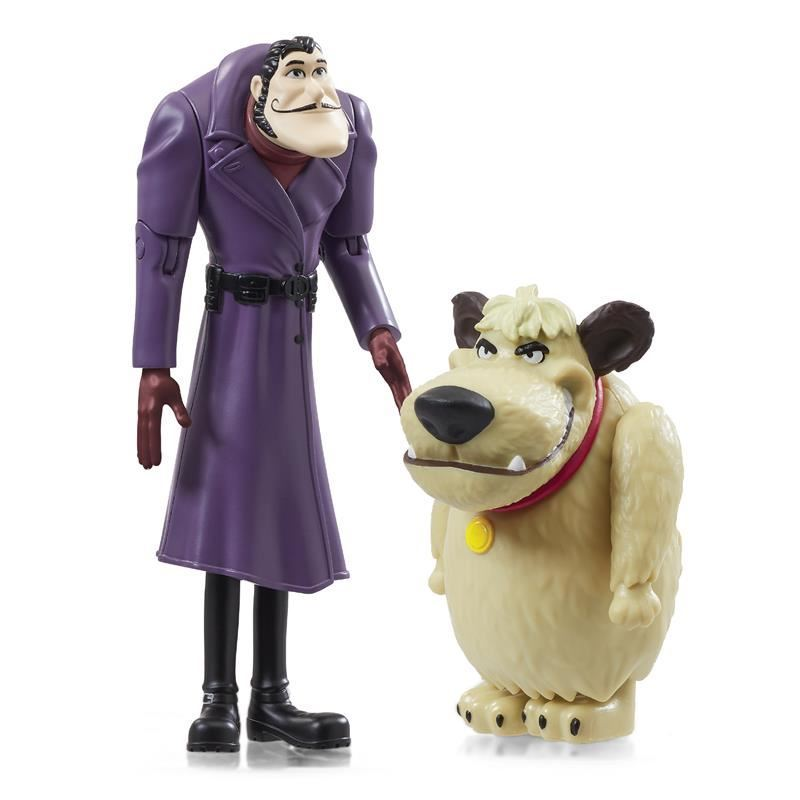 Picture of SCOOB Action Figure Twin Pack - Dick Dastardly & Muttley