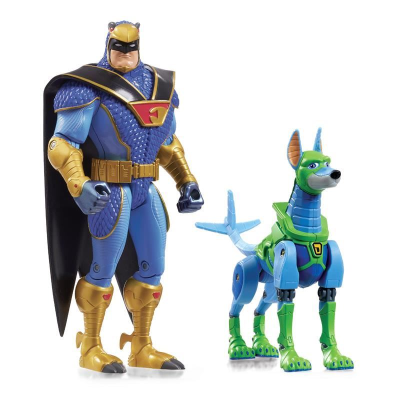 Picture of SCOOB Action Figure Twin Pack - Blue Falcon & Dynomutt