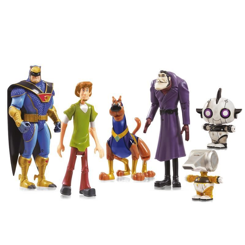 Picture of SCOOB Action Figure Multi Pack