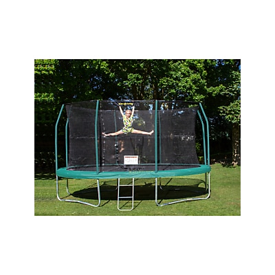 Picture of JumpKing 8 x 11.5ft Oval Trampoline