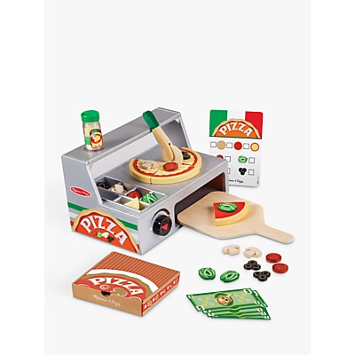 Picture of Melissa & Doug Pizza Counter Play Set