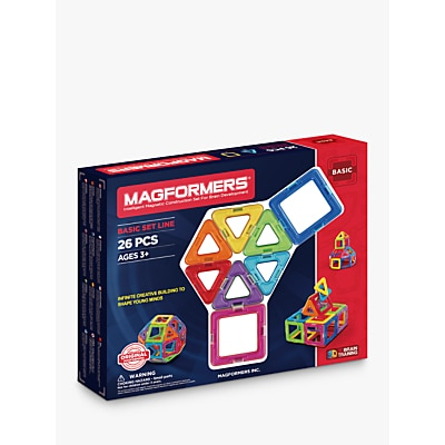 Picture of Magformers Basic Set, 26 pieces