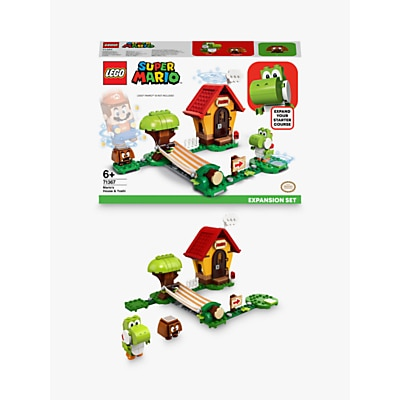 Picture of LEGO Super Mario 71367 House & Yoshi Expansion Set