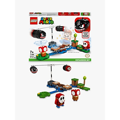Picture of LEGO Super Mario 71366 Boomer Bill Barrage Expansion Set