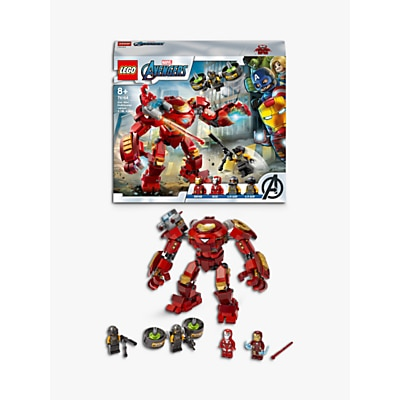 Picture of LEGO Marvel Avengers 76164 Iron Man Hulkbuster vs. A.I.M. Agent