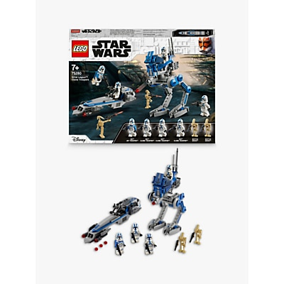 Picture of LEGO Star Wars 75280 501st Legion Clone Troopers