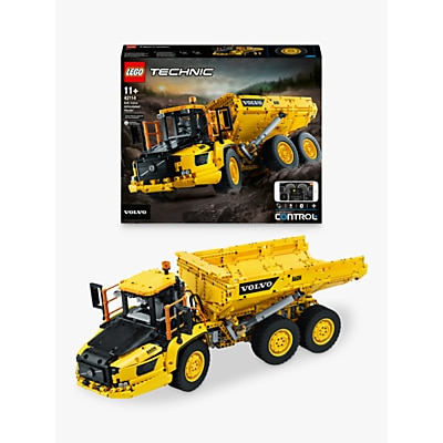 Picture of LEGO Technic 42114 6x6 Volvo Articulated Hauler