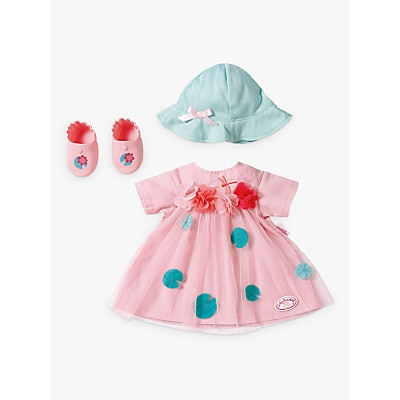 Picture of Zapf Baby Annabell Deluxe Summer Dress Set