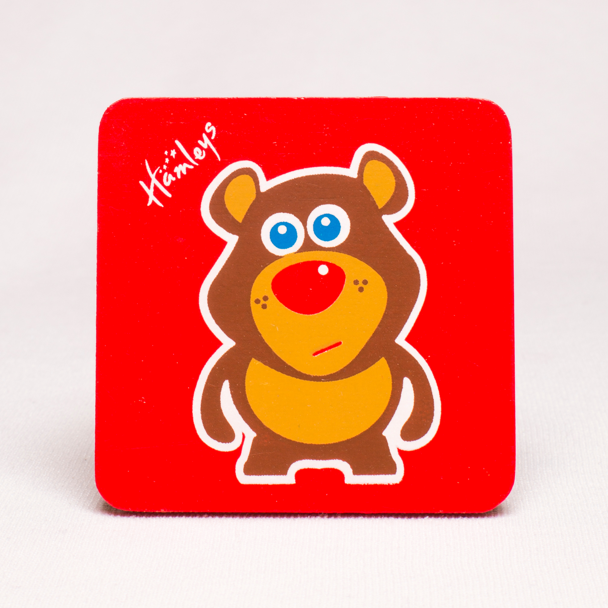 Picture of Hamleys Wooden Grizzley Bear Plaque
