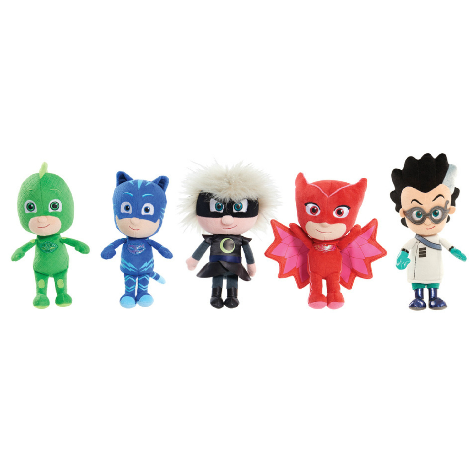 Picture of PJ Masks Bean Soft Toy Assortment